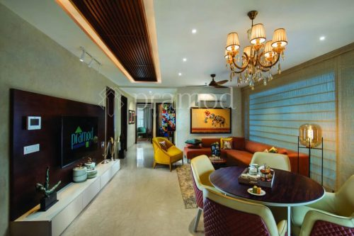 Pramod Associates-Living Room-004